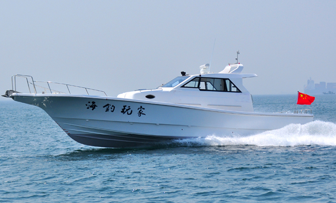 40 foot fishing boat manufacturer